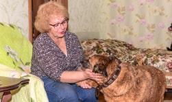 Галина и Рекс